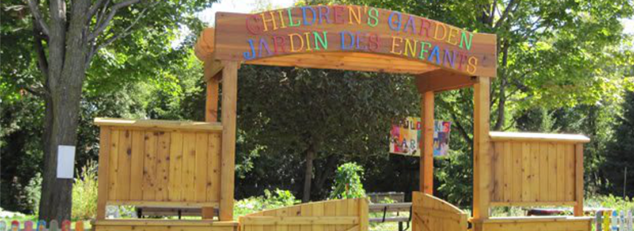 Ottawa Children's Garden